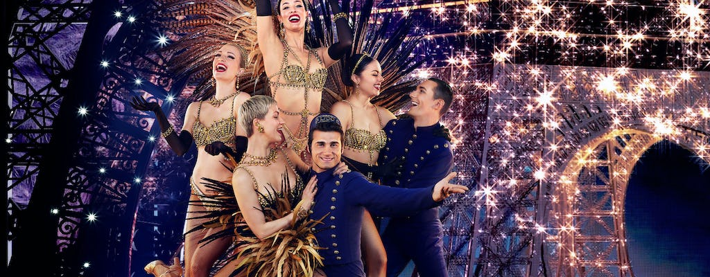 Lido Paris Merveilles Show with optional dinner
