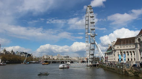 Tour panorámico de Londres