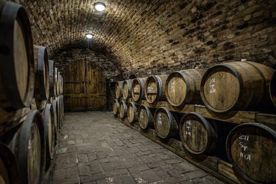 Prywatna wycieczka nad winem nad Balatonem z Budapesztu