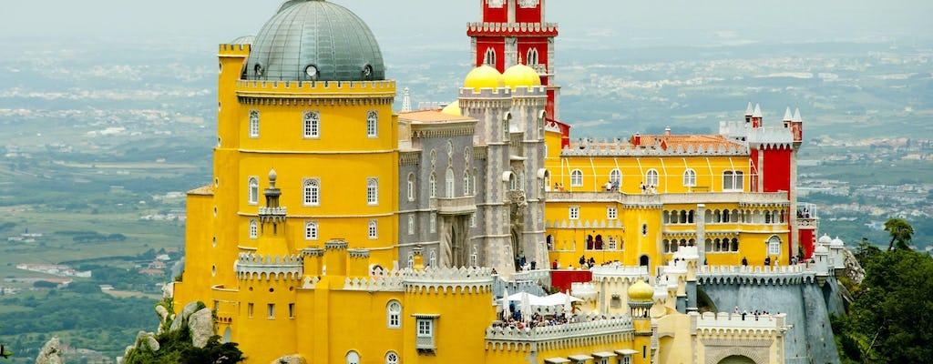 Дегустация Синтра и Кашкайш вина индивидуальная экскурсия из Лиссабона