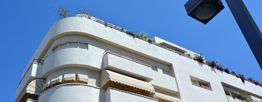 Tel Aviv architecture guided tour