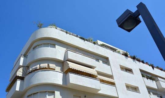 Visita guidata dell'architettura di Tel Aviv