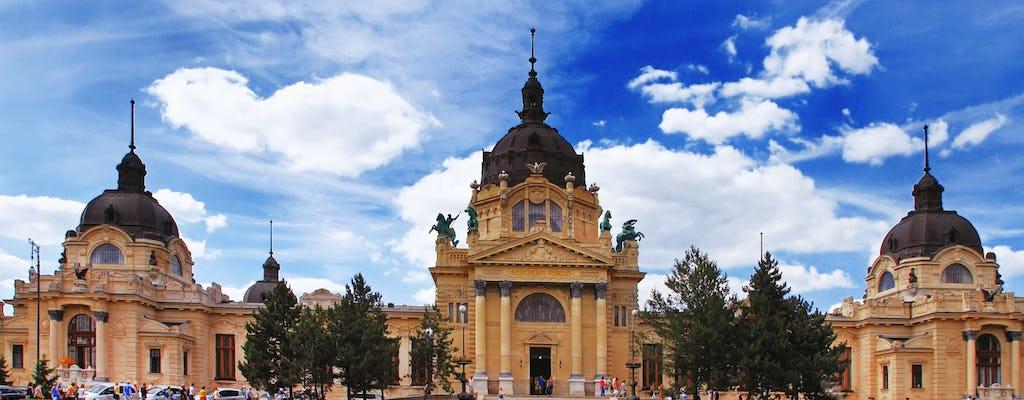 Recorrido a pie por Budapest a medida