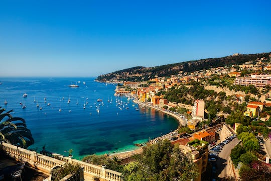 Seacoast view and Monte Carlo full-day private tour