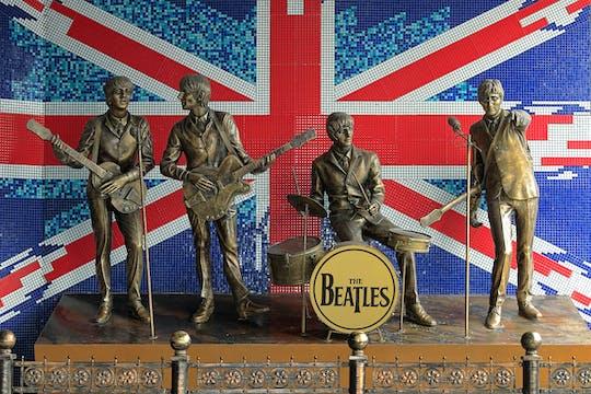 Viagem de um dia aos Beatles Liverpool com bilhetes de trem de primeira classe