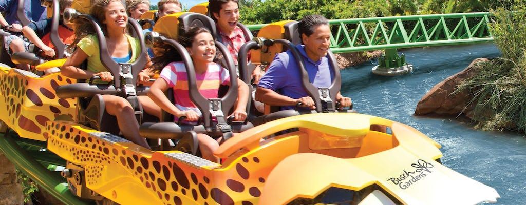 Busch Gardens Quick Queue Unlimited