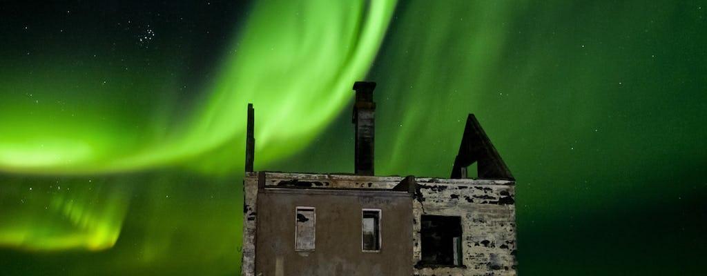 Poluj na tajemnicze zorza polarna z dala od tłumów