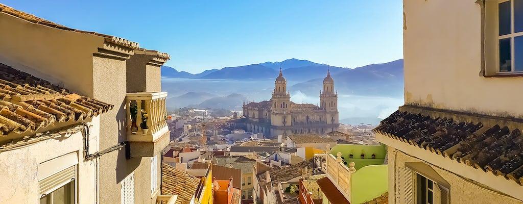 Stadtrundgang durch das Stadtzentrum von Jaén
