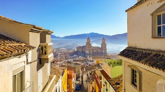 Jaén city center walking tour