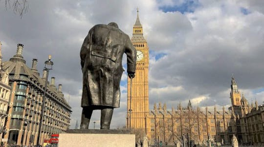 Tour sobre Winston Churchill em Londres