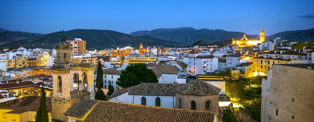 Recorrido a pie sobre las leyendas y los misterios de Jaén