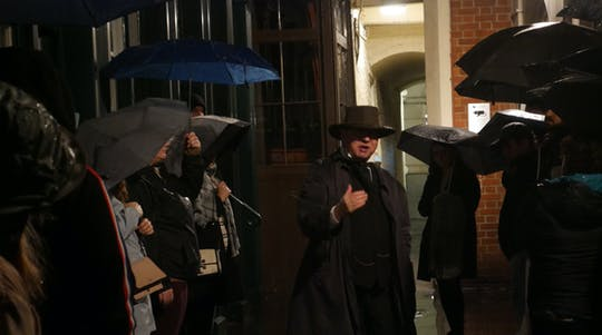 Ghost tour di Londra