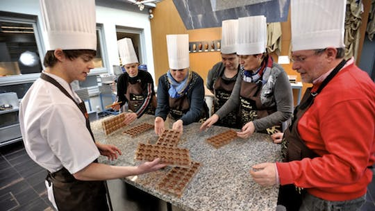 Individual chocolate workshop and tasting in Bruges