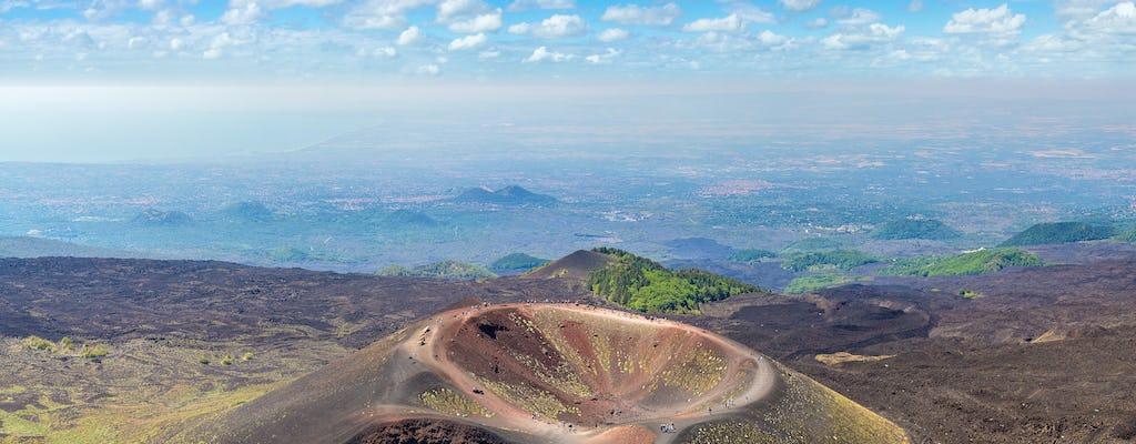 Excursión al Etna desde Siracusa