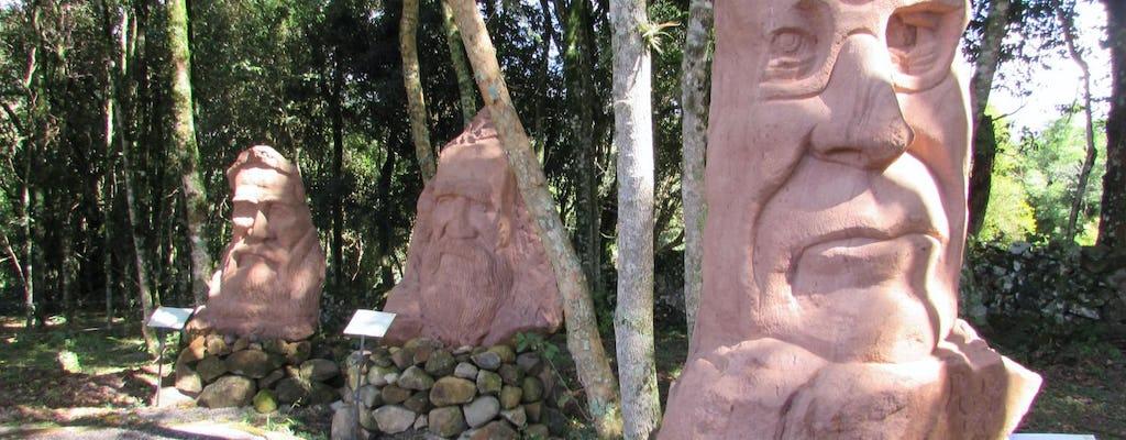 Visita guidata di Nova Petrópolis