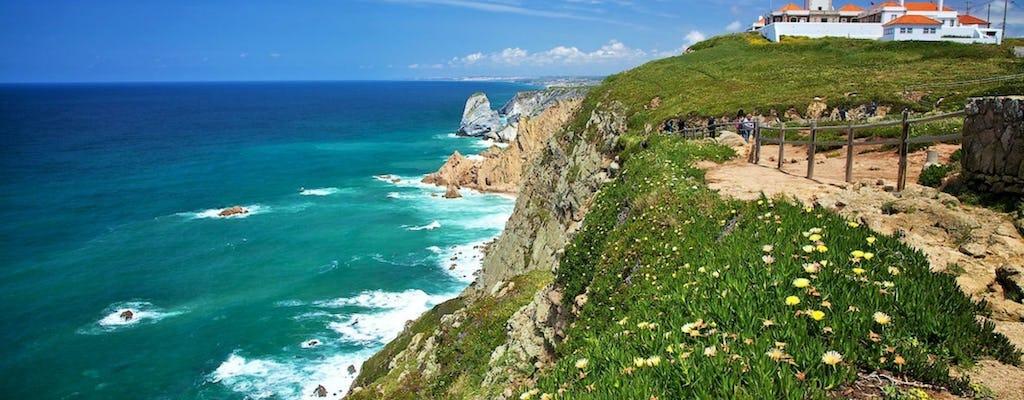 Sintra, Cape Roca i Cascais prywatna wycieczka z Lizbony