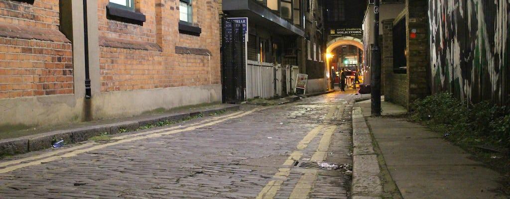 Jack the Ripper piesza wycieczka po Londynie