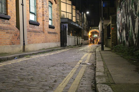 Джек Потрошитель пешеходная экскурсия по Лондону