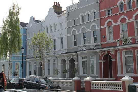 Excursão Notting Hill