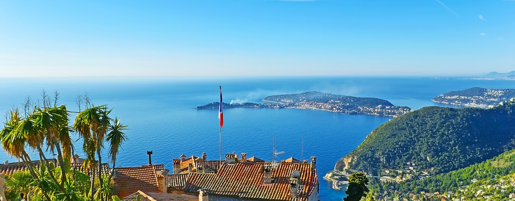 Private shore excursion to Eze and Monte Carlo from Villefranche