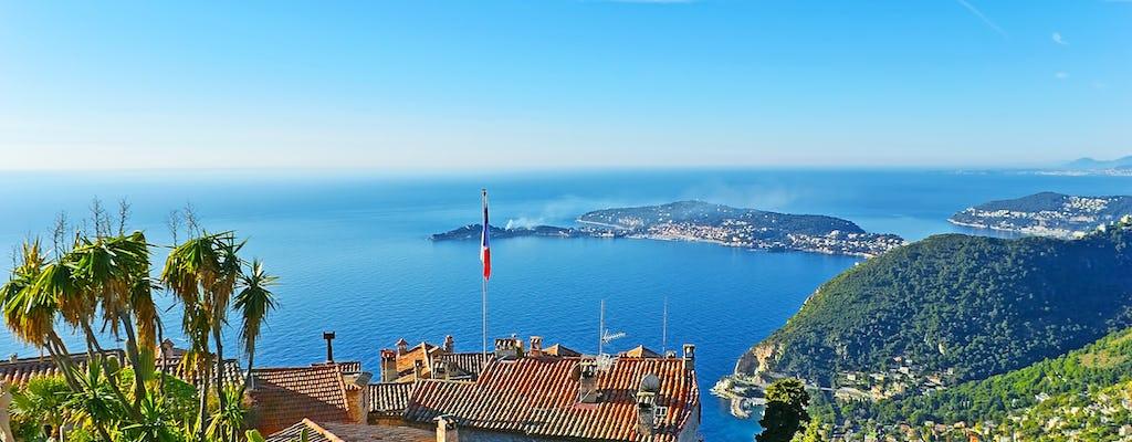 Escursione a terra privata a Eze e Monte Carlo da Villefranche