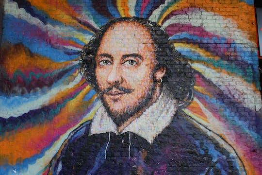 Shakespeare walking tour of London
