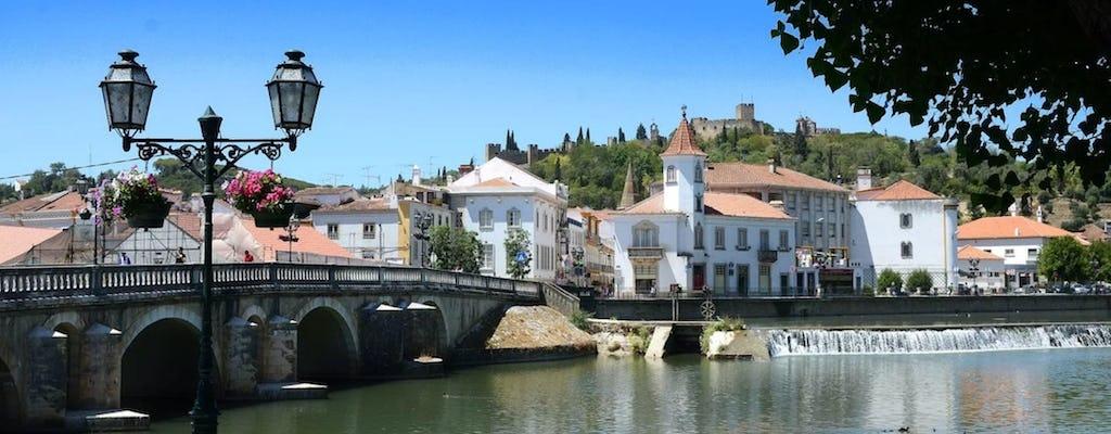 Tomar, Almourol y caballeros templarios desde Lisboa