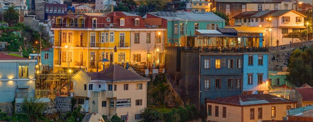 Valparaiso und Viña del Mar Ganztagestour ab Santiago