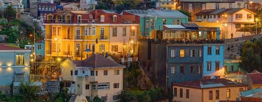 Tour di un'intera giornata a Valparaiso e Viña del Mar da Santiago