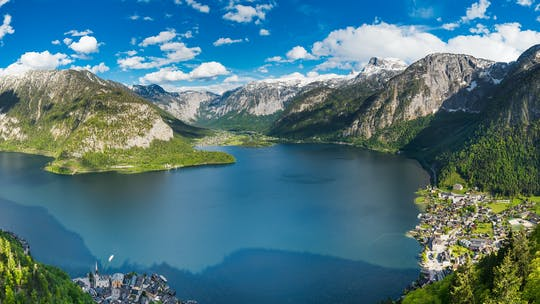 Tour di Salisburgo e dei laghi alpini da Vienna