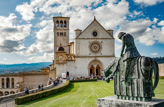 Assisi and Orvieto day-trip from Rome