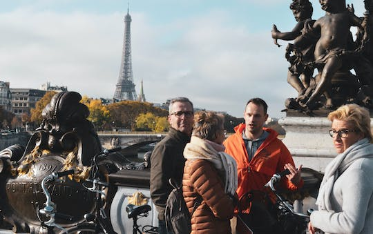 Secret Bike Tour a Parigi