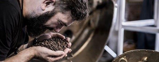 Kaffee-Röstmeister-Seminar in der Hamburger HafenCity