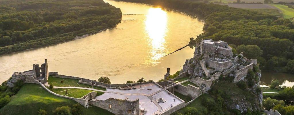 Bratislava grand city tour including Devin Castle