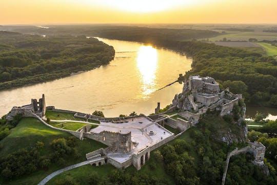 Wielkie zwiedzanie Bratysławy, w tym Zamek Devin