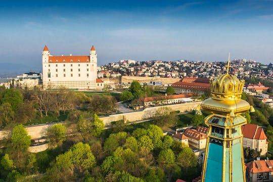 Wycieczka po mieście po Bratysławie