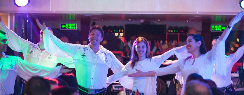 Dinercruise in Istanbul met Turkse avondshow