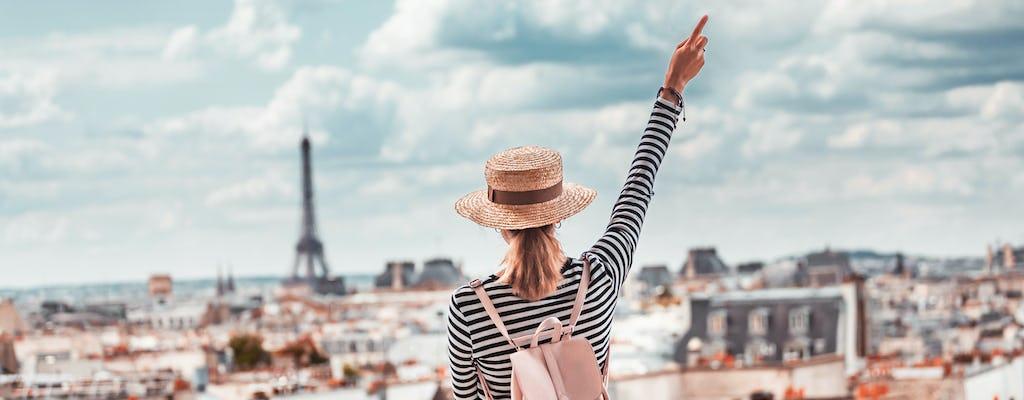 Excursión privada de un día a París con itinerario personalizado