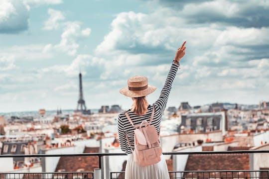 Całodniowa prywatna wycieczka po Paryżu z indywidualnym planem podróży
