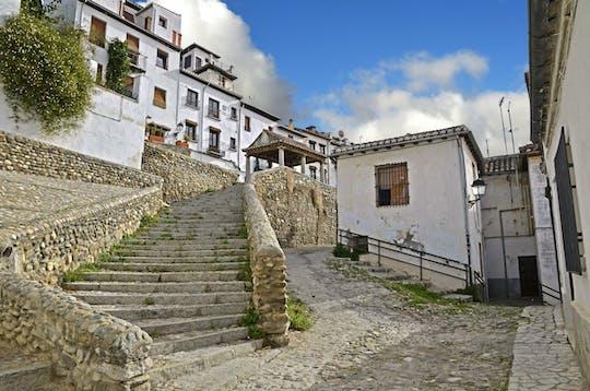 Пешеходная экскурсия по альтернативным Гранада