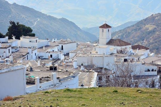 Tour de las Alpujarras desde Granada