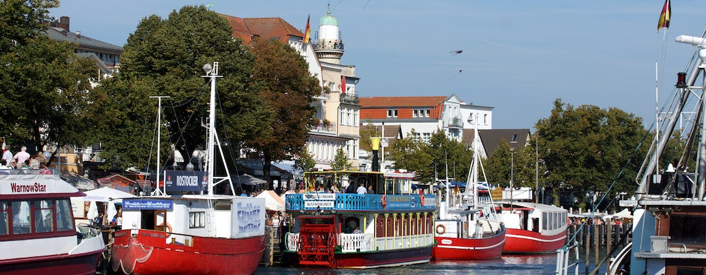 Tour privado a pie por Warnemünde