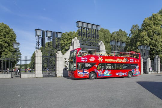 Hop-On Hop-Off-Bustour durch Oslo