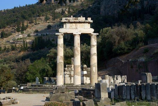Wycieczka do Delf z Eratini