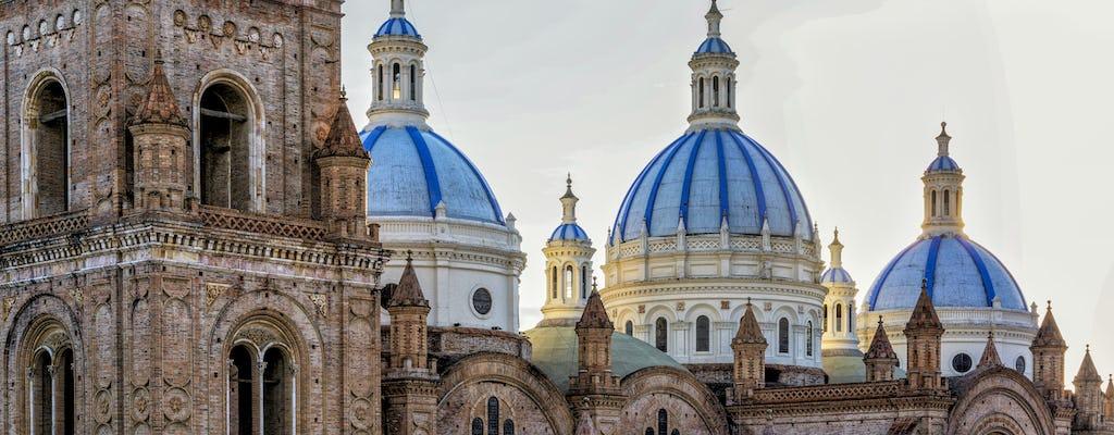 Passeio de 4 dias e 3 noites em Cuenca saindo de Guayaquil