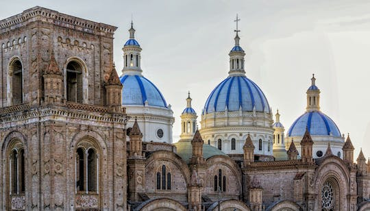 4 days-3 nights tour in Cuenca from Guayaquil