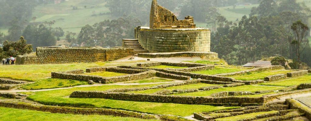 Archeologische tour in Ingapirca, Gualeceo en Chordeleg