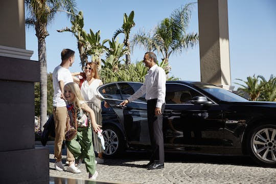 Airport or Harbour Private Transfer
