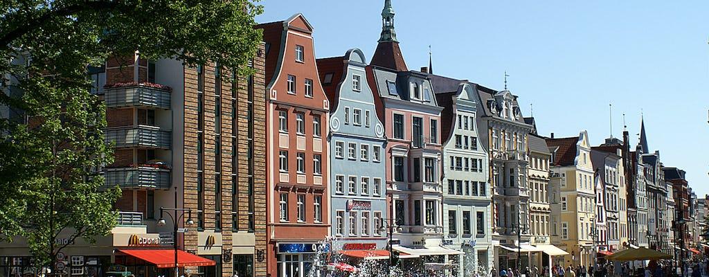 Otwarta wycieczka grupowa po Rostocku i Warnemünde