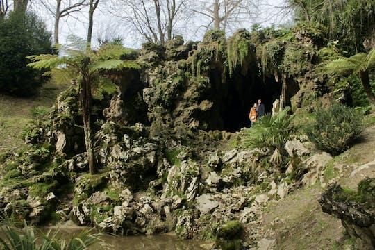 San Sebastian's hidden parks and palaces guided tour